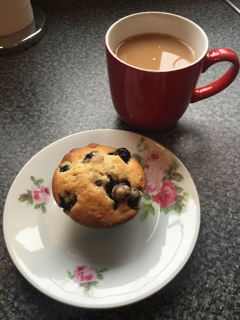 Baking Bits: Yummy Blueberry Muffins