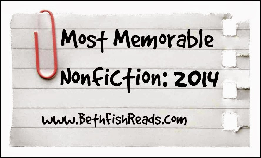 best in nonfiction 2014 from Beth Fish Reads
