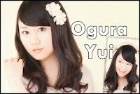 Ogura Yui Blog