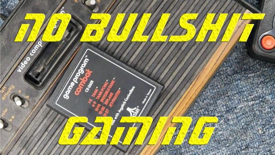 No Bullshit Gaming