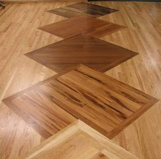 exotic hardwood flooring with diamonds