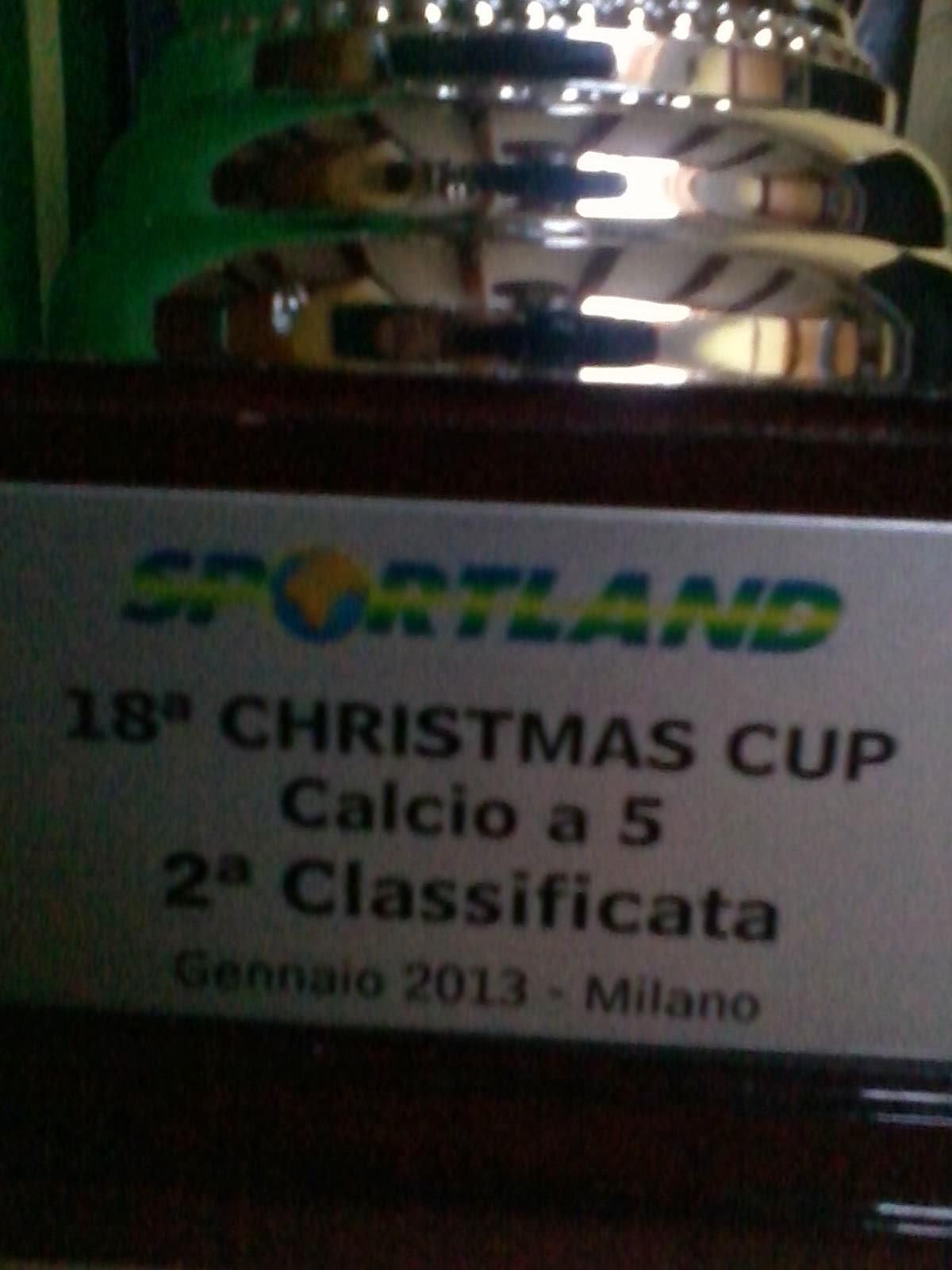 Christmas Cup 2012