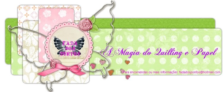 A Magia do Quilling e Papel