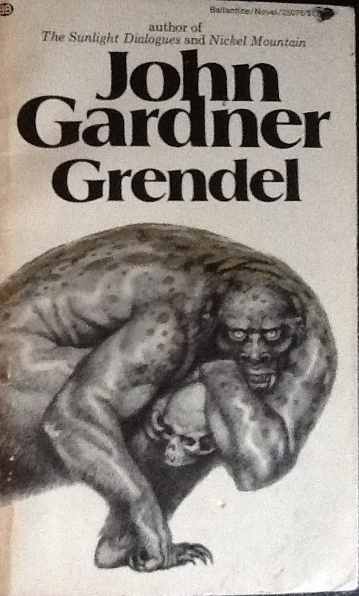 The Big Book Cull: Grendel, John Gardner