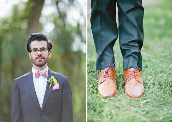hipster groom
