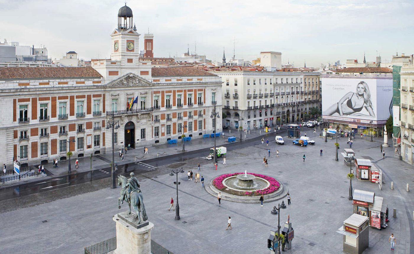 Viajero turismo una visita express a la oferta tur stica for Que es la puerta del sol en madrid