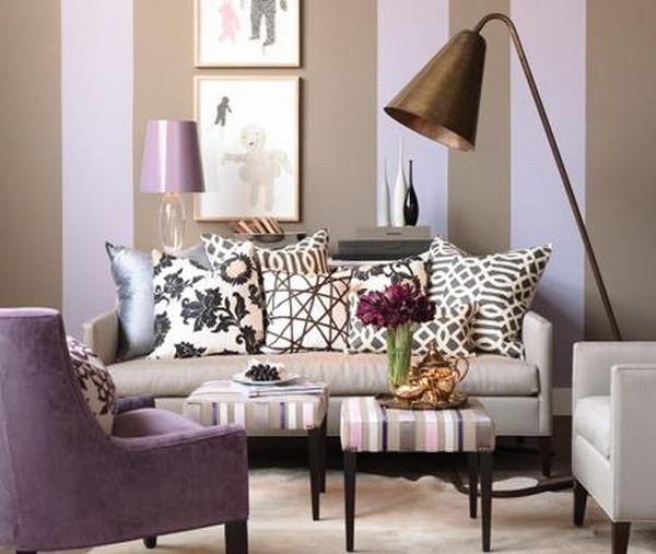 Habitaciones y salas con lamparas gigantes quiero m s dise o - Stylische wohnzimmer ...