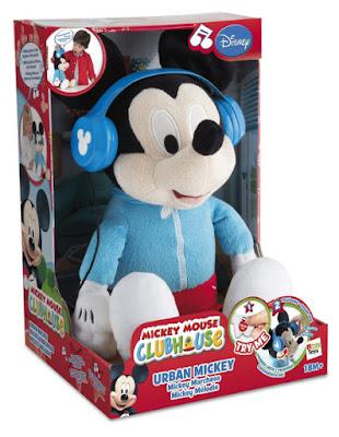 JUGUETES - La Casa de Mickey Mouse | ClubHouse  Mickey Marchoso | Peluche Interactivo  Producto Oficial Serie Disney Junior 2015 | IMC Toys 181519  A partir de 18 meses | Comprar en Amazon España