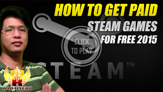 How To Get Paid STEAM Games For Free 2015