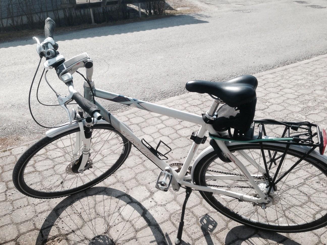 Pyörän vaihteet