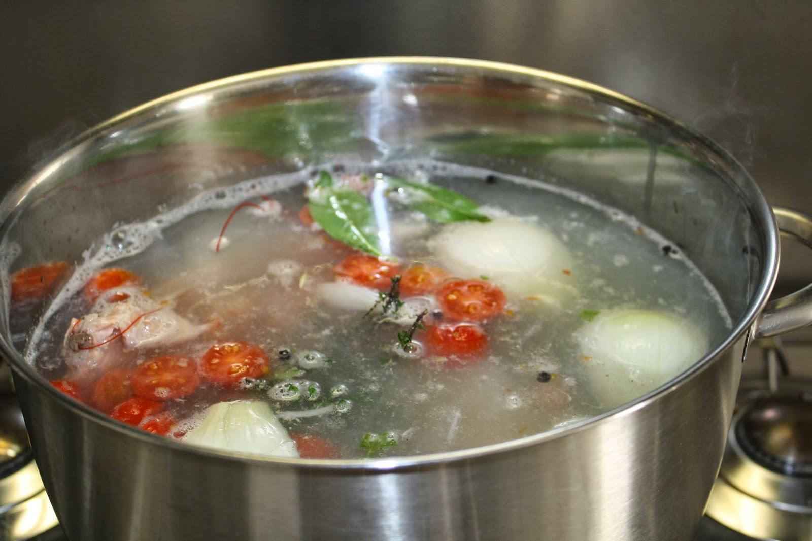 ricetta zuppa di pesce senza spine