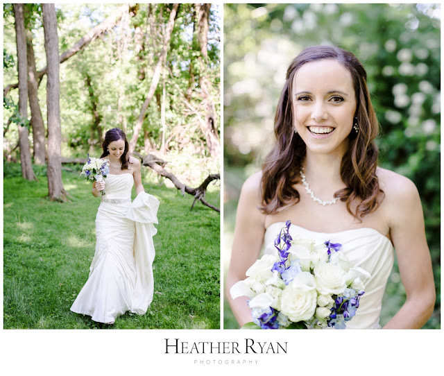 St. Patrick's Catholic Church Wedding | Photos by Heather Ryan Photography