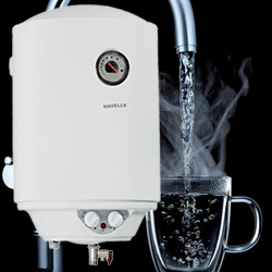 Havells Monza 50L Water Heater Online | Buy Havells 50L Geyser, India - Pumpkart.com