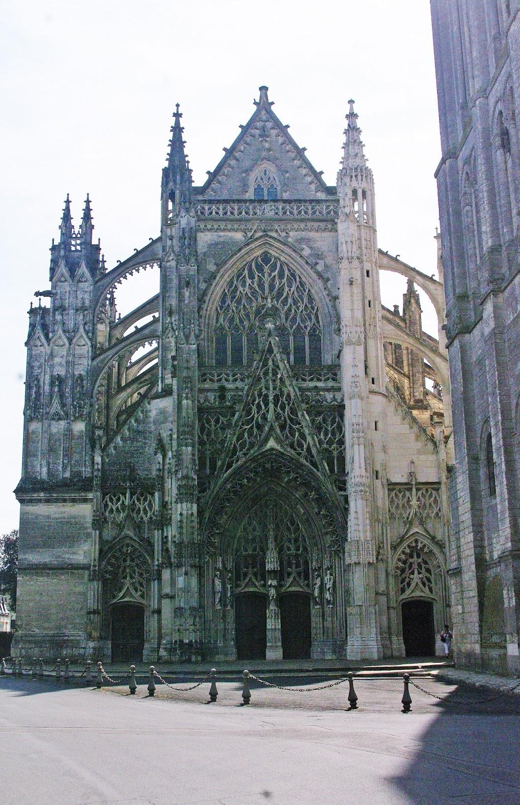 Images de france a la decouverte de vendome vallee du for Architecture neo gothique