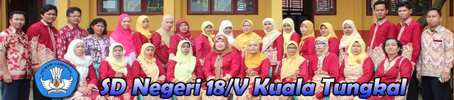 SD Negeri 18/V Kuala Tungkal