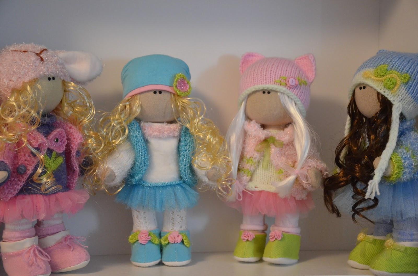 Текстильная кукла от макушки до пяточек Ярмарка Мастеров 5