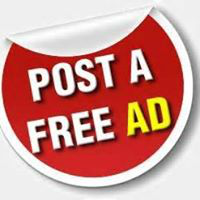 POST A FREE AD !!!
