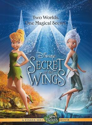 Tinker Bell Secret of the Wings 2012