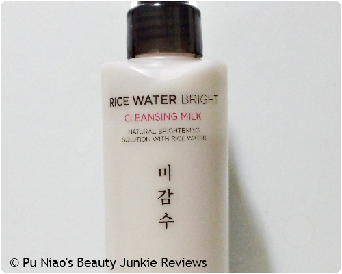 The Face Shop Rice Water Bright Cleansing Milk