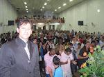 ADOLESCENTES PRESENTES NA CEIA REGIONAL