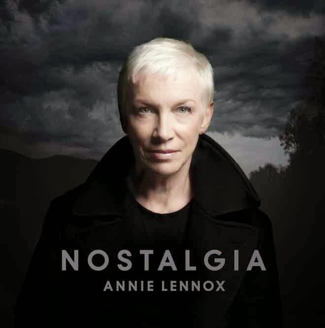 Annie Lennox, Nostalgia, album cover