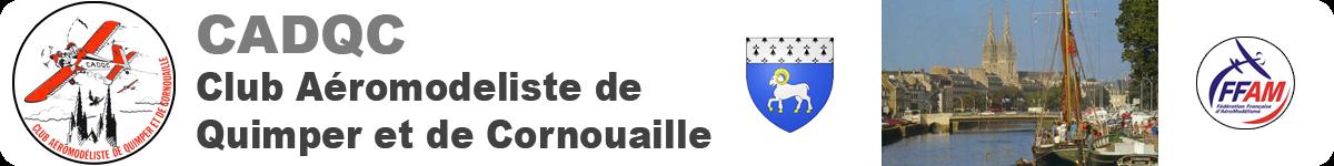 Aéro-modélisme à Quimper - CADQC, Club Aéromodéliste de Quimper et de Cornouaille