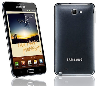 Samsung Galaxy Note N7000 Android Firmware Updates Kies Official Release