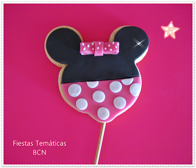 GALLETAS MINNIE