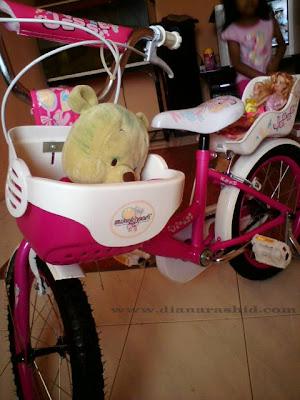 MAISARA::basikal