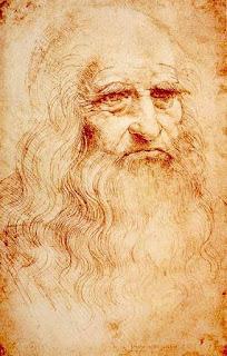 Leonardo Da Vinci, Penemuan Leonardo Da Vinci