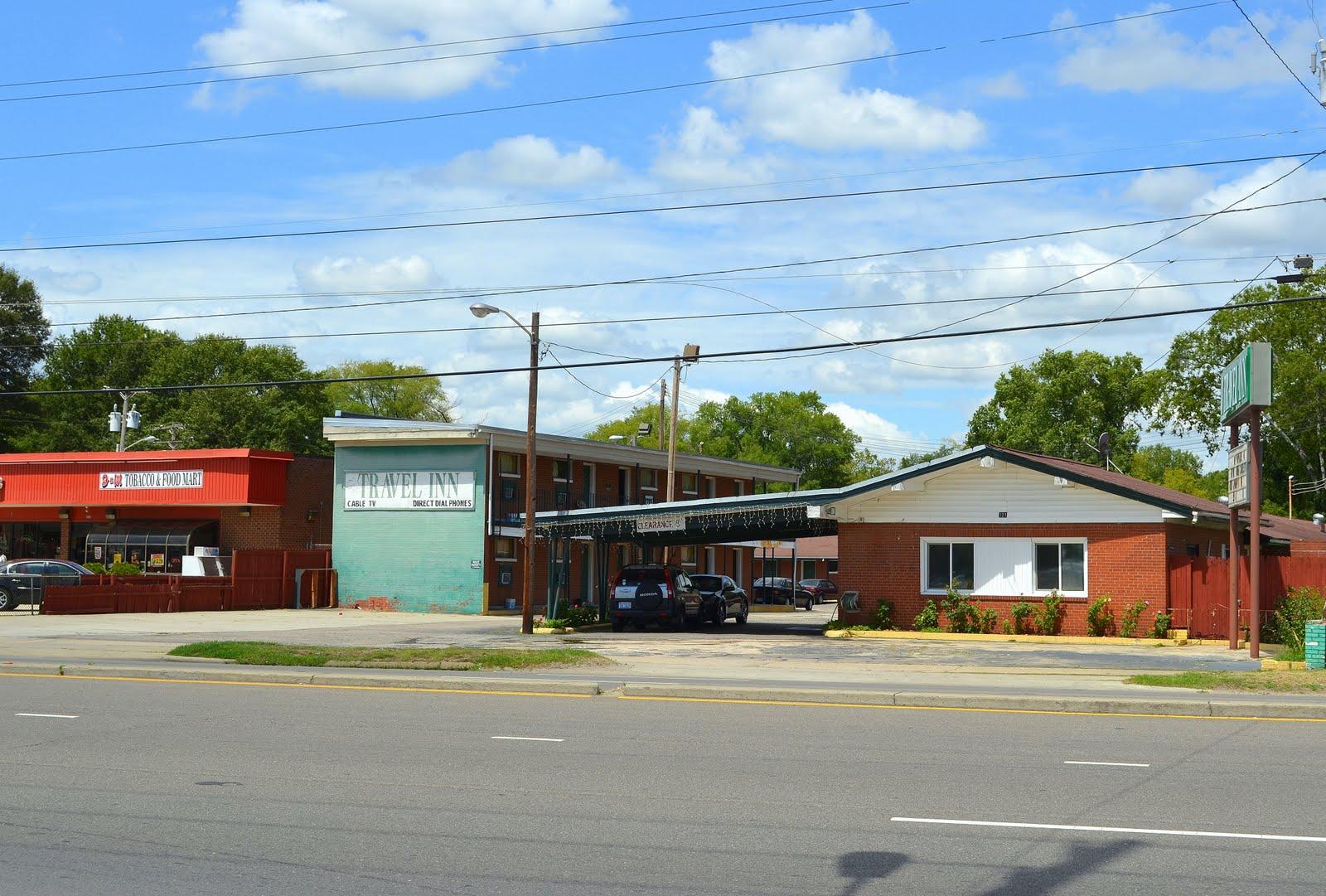 Motor Lodge Downtown Motel Fayetteville