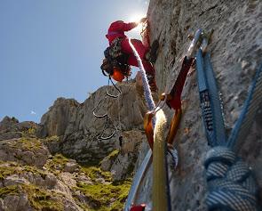 Equipamientos  escalada