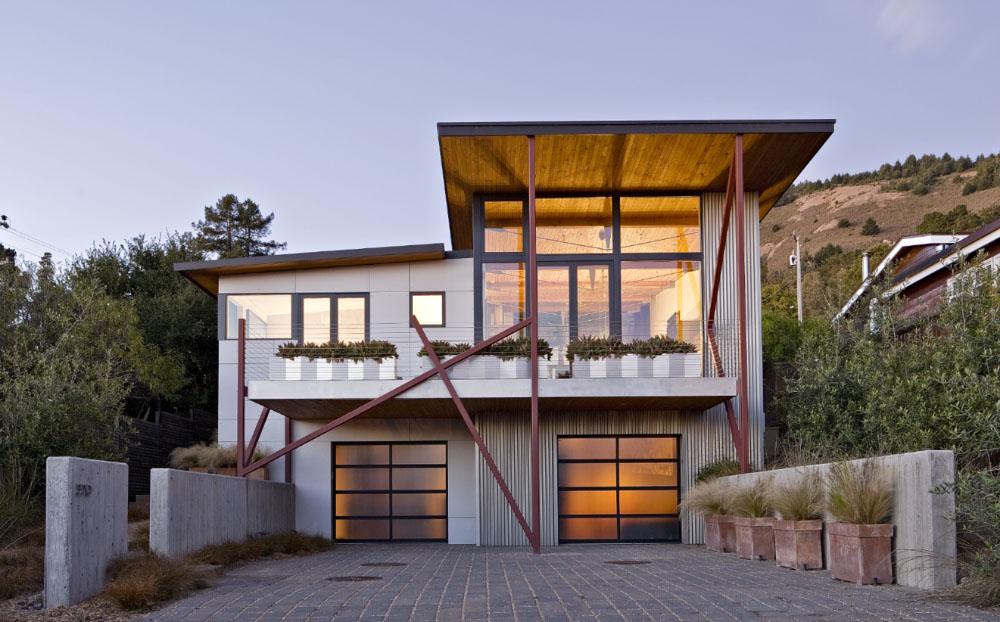 Affordable An Built Modern Beach House With Modern Beach House Designs
