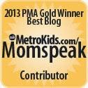 Metro Kids Momspeak Contributor