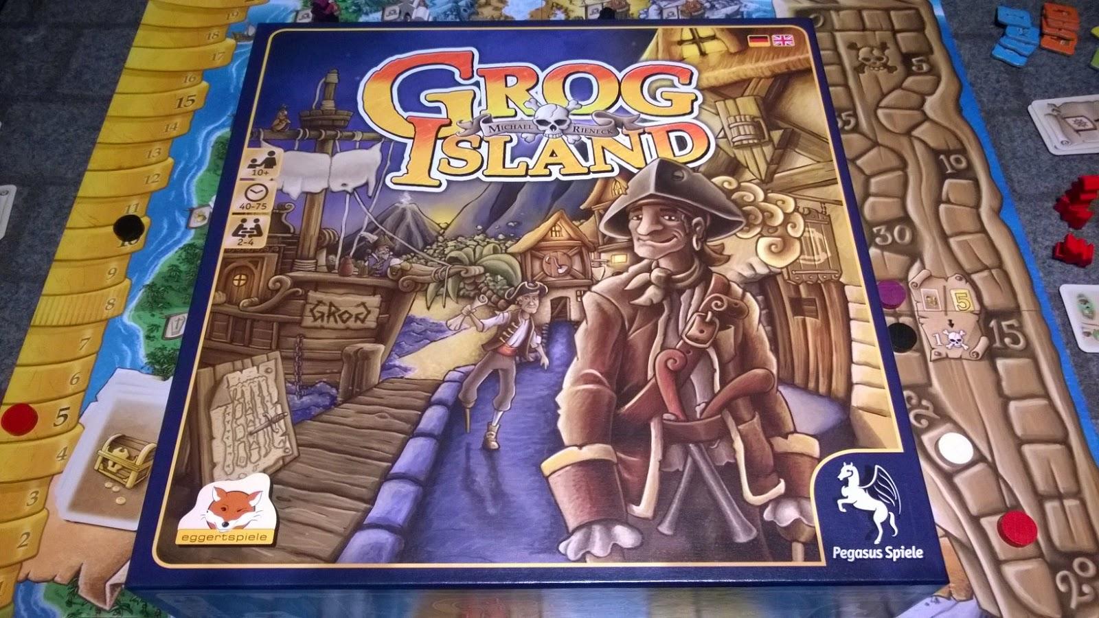 [COMMENTI] Grog Island, ecco dove voleva fuggire Willy L'orbo!