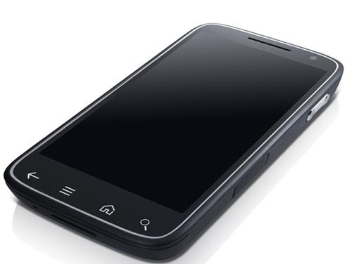 smartphones Dell Streak Pro D43