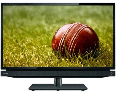 Buy Toshiba 32P2400ZE 81.2 cm (32 inches) HD Ready LED TV for Rs.22870 at Amazon