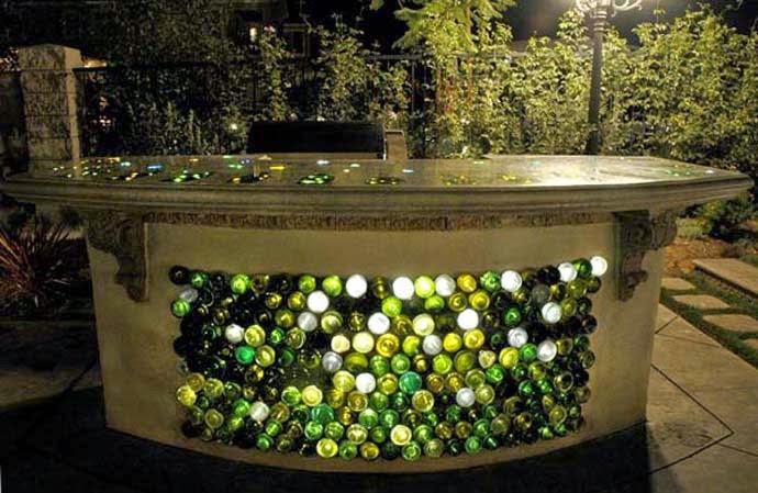 Maneras de Reciclar Botellas de Vidrio
