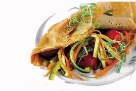 cocinar+Crepes+con+verduras Cocinar Crepes con verduras