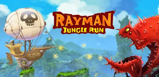 Rayman Jungle Run v2.2.0 Apk + Data Full [Atualizado]