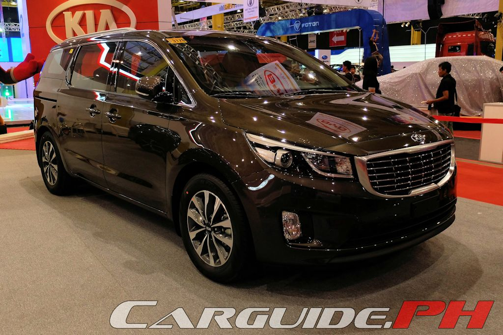 Updated Mias 2015 Kia Launches More Luxurious Grand Carnival