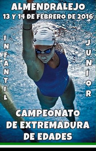 Campeonato de Extremadura de edades.