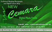 Lowongan Kerja Photo Editing & Sales Counter New Cemara Bandar Lampung
