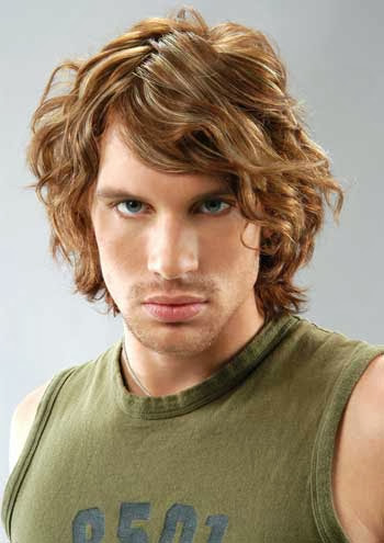 hairstyle 2014 men's curly hairstyles