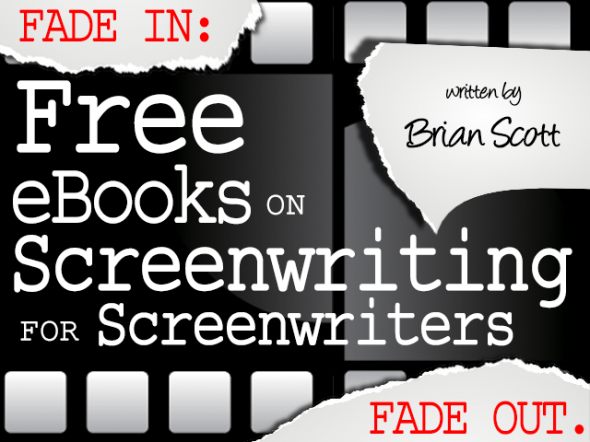 free ebooks on screenwriting and writing screenplays creative