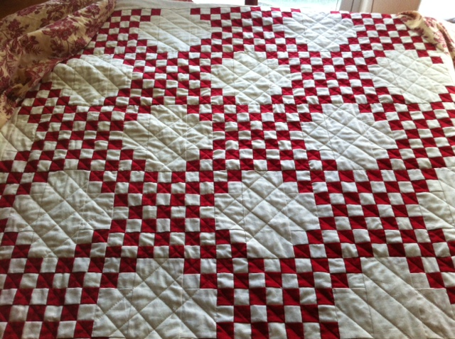 Humble Quilts: Red and White : red and white quilt - Adamdwight.com