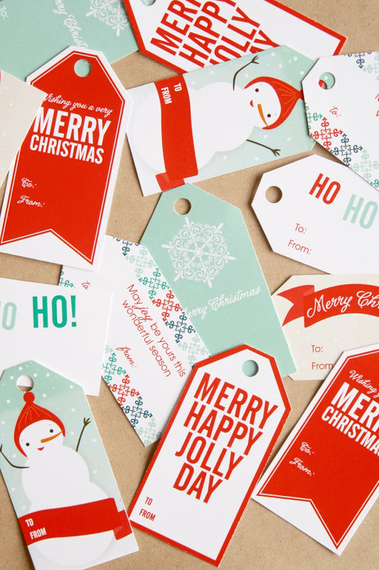 It's just an image of Sweet Diy Gift Tags Free Printable