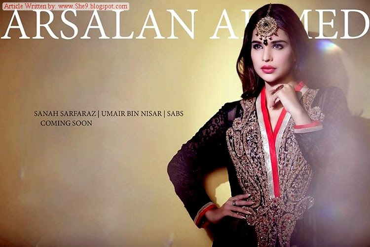 Arsalan Ahmed Winter Formal Couture