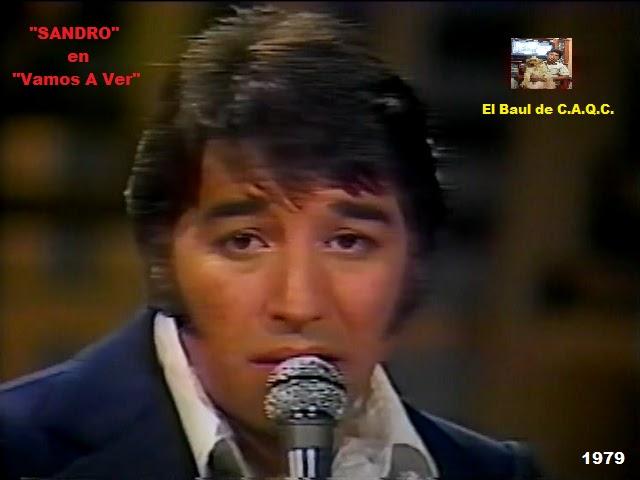 Sandro - Cuando Yo Te Amo
