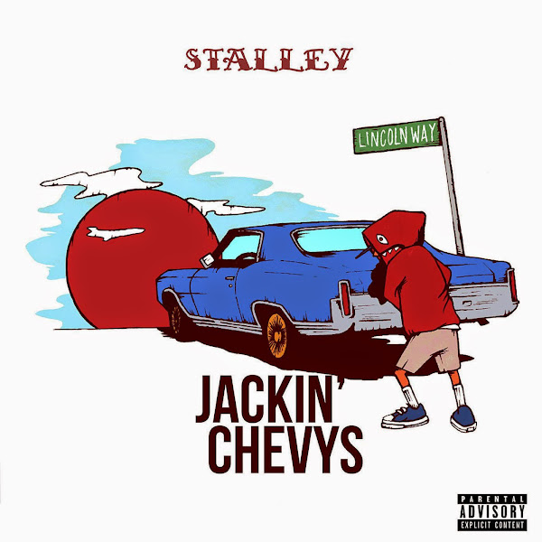 Stalley - Jackin' Chevys - Single Cover